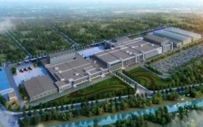 A empresa Chinesa Techbank Food, principal sócio da Choice  junto com o Grupo Grimaud, inicia a construção do maior frigorífico de suínos da Ásia.