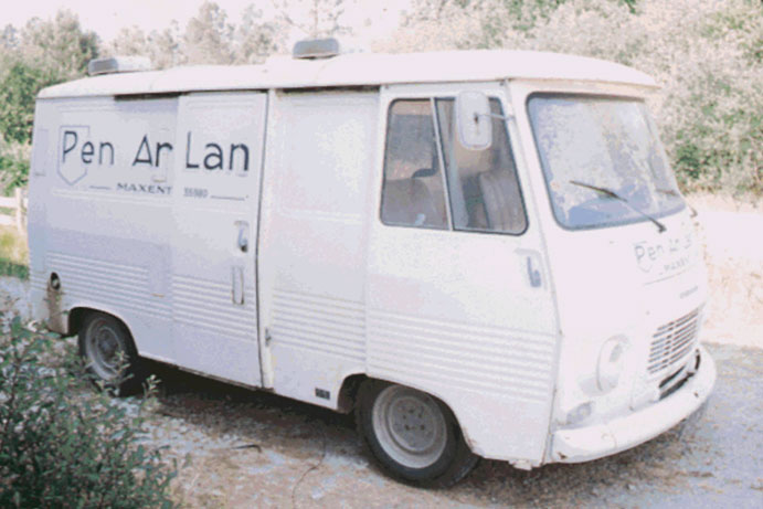Pen Ar Lan, a pillar of Choice's history